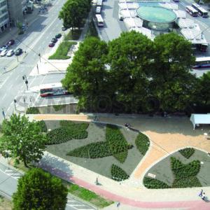 Blick auf Wandsbek Markt - Fotos-Schmiede