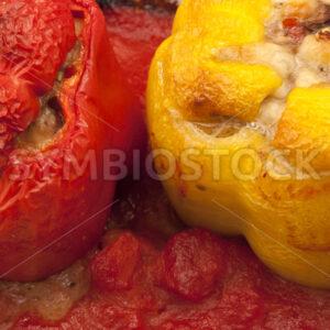 Gefüllte Paprika - Fotos-Schmiede