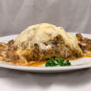 Chinakohl-Lasagne Frontal - Fotos-Schmiede